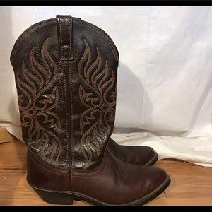 Laredo Lea women's cowboy boot size 6.5